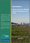 IEA Study: Biomethane - Status and Factors Affecting Market Development and Trade