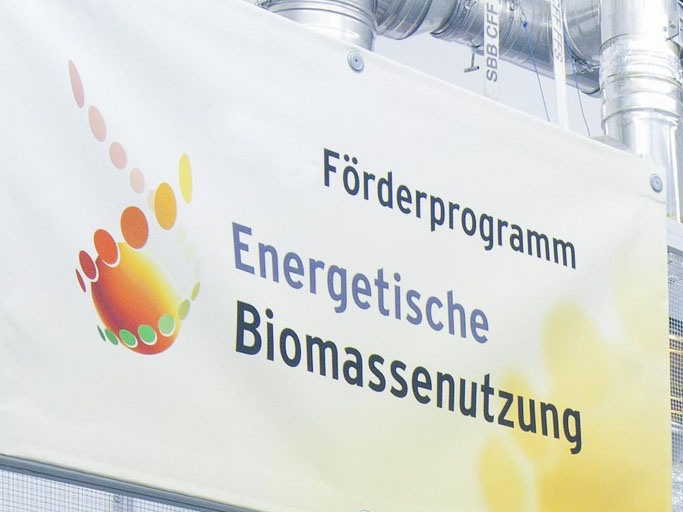 "Funding programm ""Biomass Energy Use"""